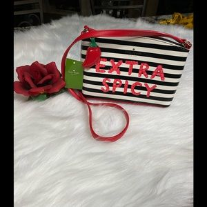 NWT Kate Spade Extra Spicy Crossbody Bag
